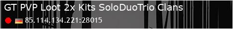 [DE|EU]Gamer-Treff|PVP|5x|Shop|Kits|Events|Zombies