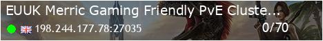 [EU/UK] Merric Gaming Friendly Cluster 6/9 - (v304.45)