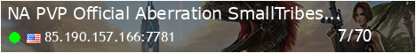NA-PVP-Official-Aberration-SmallTribes42 - (v302.7)