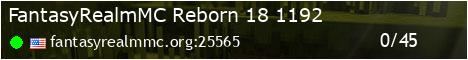 FantasyRealmMC Reborn 1.3.8.1