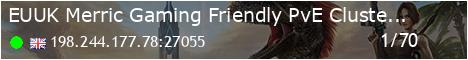 [EU/UK] Merric Gaming Friendly Cluster 9/10 - (v312.66)
