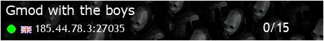 ►[UK] Urban-Gamers.com|FastJoin|NeedStaff|Custom|NewServer◄