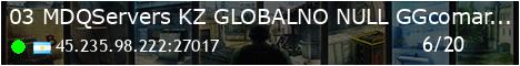#03 [MDQServers.net/VIP] |KZTimer GLOBAL|NO NULL|!knife!ws