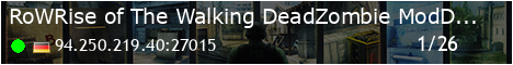 [RoW].::Rise of The Walking Dead::. Zombie Mod Drops CS GO 