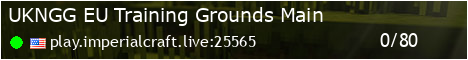 ⋙⋙ Join or die... ☮☯ Updating Server to 1.17