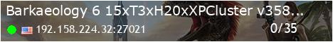 MaD Ragnarok | Cluster, 3xG, 2xT, 8xXP | discord.gg/mad - (v313