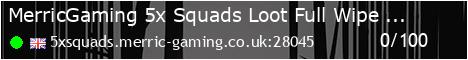 MerricGaming | 2x | Squads | Loot+ | WIPED 20/09!
