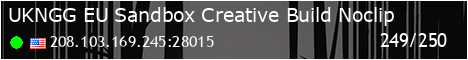 UKN.GG - EU Sandbox - Creative | Build | Noclip