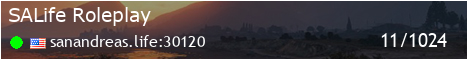 SALife - Fresh Wipe - Season 2 - Serious, 100% custom, Seasonal, discord.gg/salife