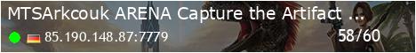 MTSArk.co.uk [ARENA] Capture the Artifact - (v333.4)